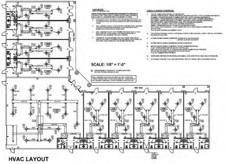 082311 2102 LayoutofCon25 Blueprint   Layout of Construction Drawings