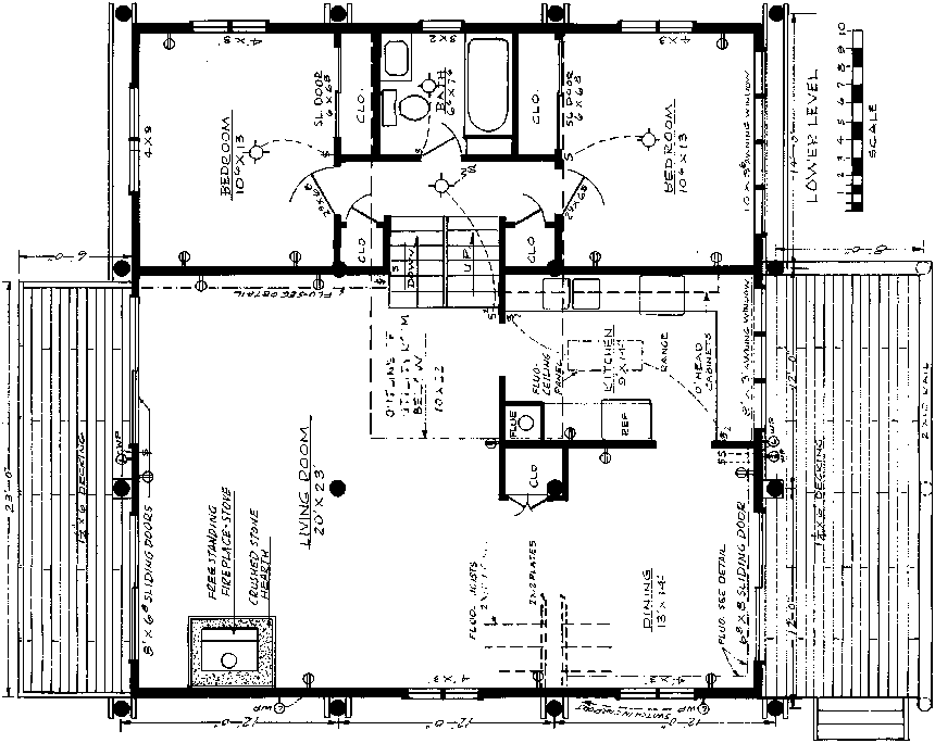 Pole Building floor plan