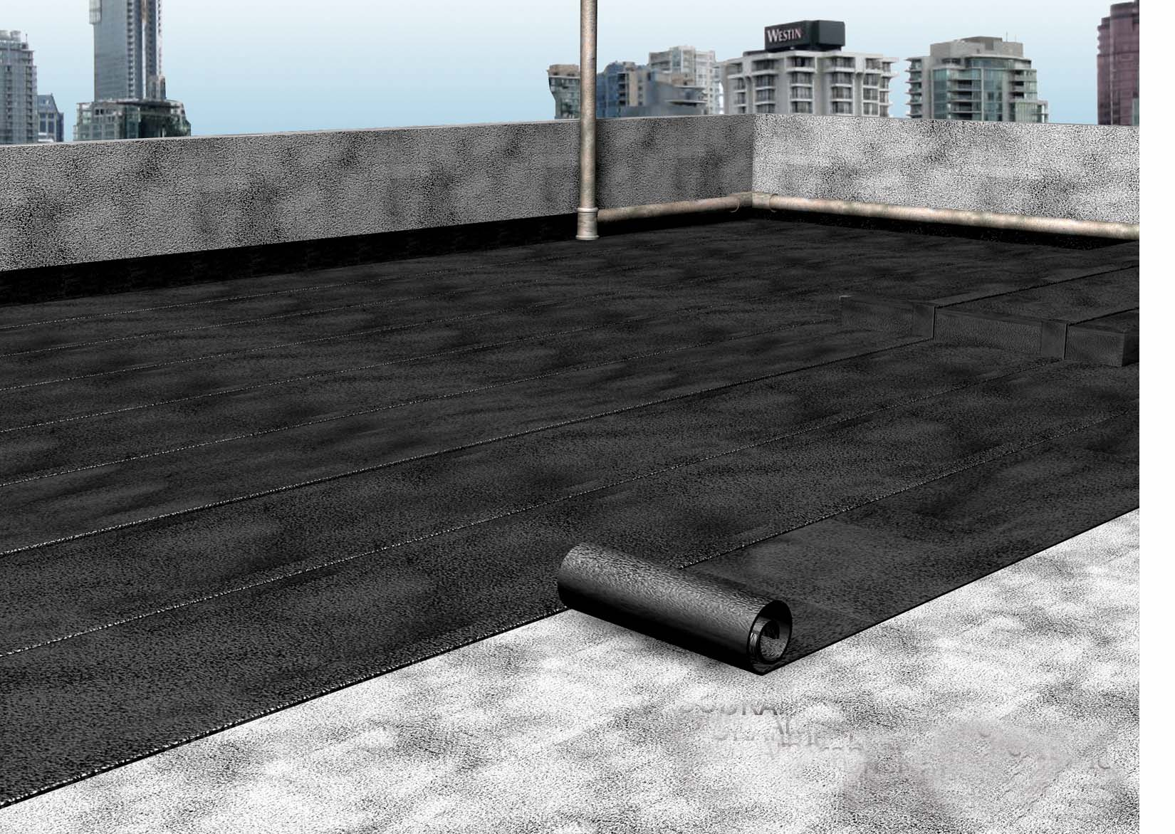 Types Of Waterproofing : Types of waterproofing construction
