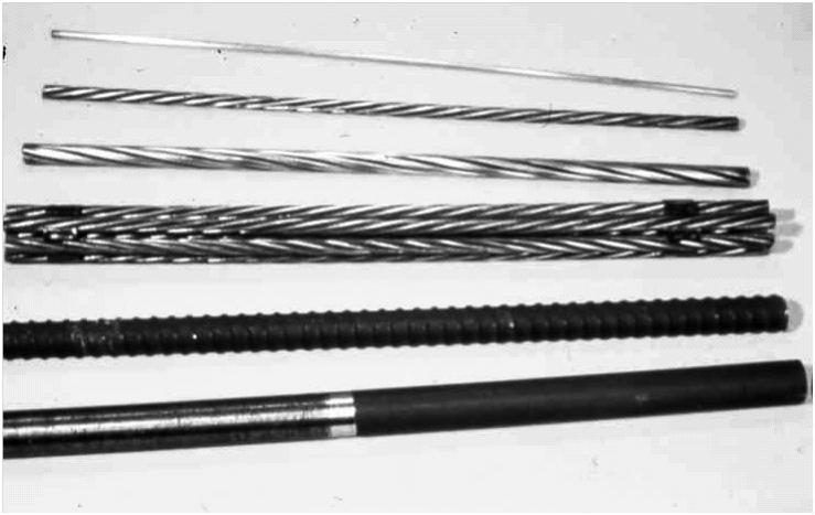 Prestressed Steel Materials