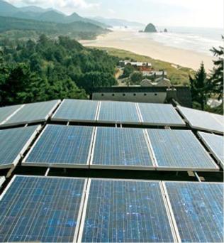 Zero Energy Solar Panel